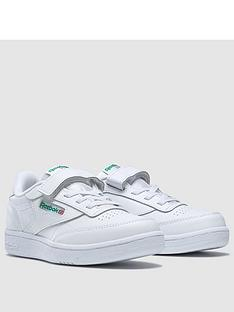 reebok-unisex-club-c-childrensnbsptrainers-white