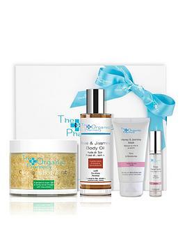 the-organic-pharmacy-cleopatra-honey-and-rose-gift-set