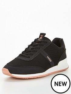 boss-adrienne-trainers-black