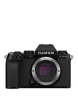 fujifilm-x-s10-mirrorless-digital-camera-body-only-black
