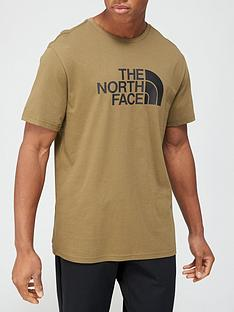 the-north-face-shortnbspsleeve-easy-t-shirt-olive