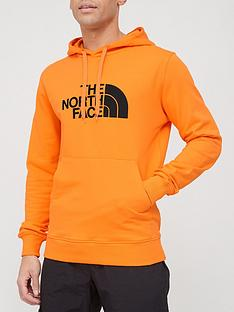 the-north-face-light-drew-peak-overhead-hoodie-orange