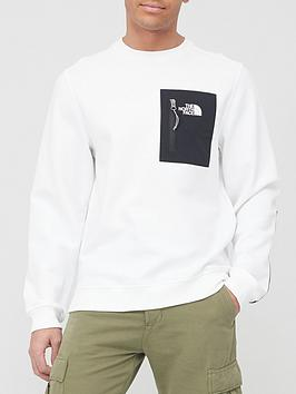 the-north-face-tech-crew-sweat-white
