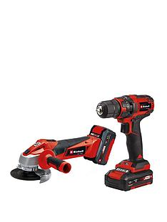 einhell-eimhell-power-tool-expert-drill-driver-angle-grinder-set-battery-included