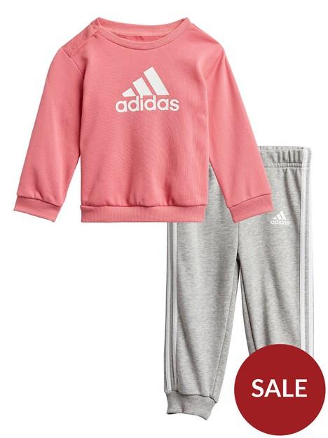 adidas-unisex-infant-i-badge-of-sport-jog-pant-set-pinkgrey