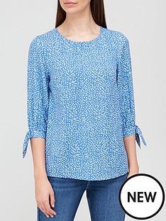 v-by-very-printed-long-sleeve-shell-blue-printnbsp