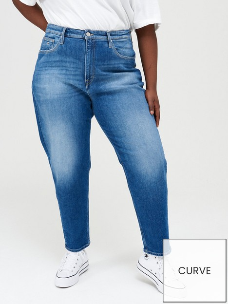 tommy-jeans-mom-jean-denim