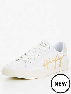 tommy-hilfiger-tommy-hilfiger-signature-leather-sneaker