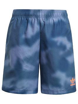 adidas-originals-adidas-originals-boys-junior-swim-short