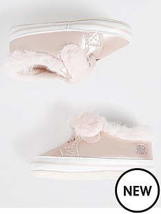 river-island-baby-baby-girls-fluffy-trainers-pink
