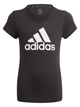 adidas-girls-junior-g-bl-tshirt