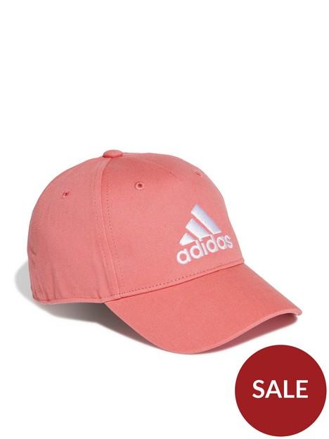 adidas-unisex-juniornbspgraphic-cap-pinkwhite