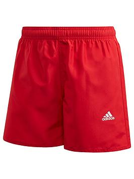 adidas-adidas-boys-younger-yb-badge-of-sport-shorts