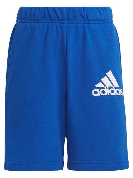 adidas-junior-boysnbspbadge-of-sport-shorts-bluewhite