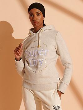 superdry-established-hoodie-light-grey