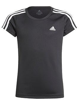 adidas-girls-junior-g-3s-tshirt