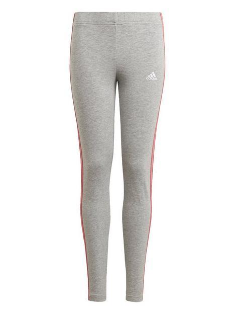 adidas-girls-junior-g-3-stripes-leg-tights-grey-pink