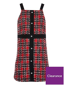 river-island-girls-tartan-bow-dress-red
