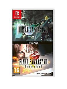 nintendo-switch-lite-final-fantasynbspvii-and-final-fantasynbspviii-remastered-twin-pack
