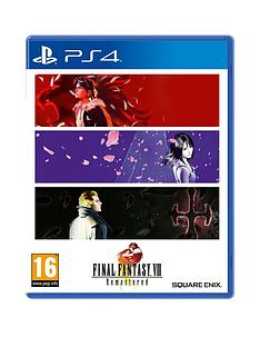 playstation-4-final-fantasy-viii-remastered