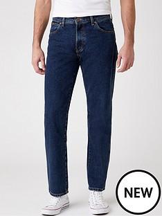wrangler-texas-authentic-straight-jeans-blue-black
