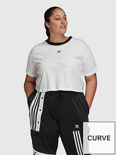 adidas-originals-crop-top-plus-size-whiteblack
