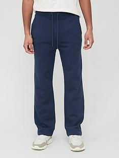 very-man-loose-jogger-with-open-hem-navynbsp