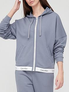 calvin-klein-modern-cotton-lounge-full-zip-oversizednbsphoodie-grey