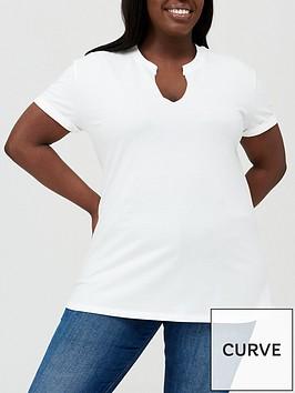 v-by-very-curve-notch-neck-t-shirt-white