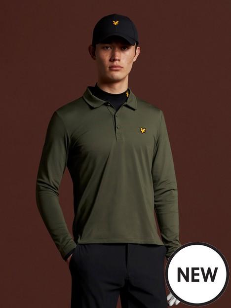 lyle-scott-golf-long-sleeve-polo