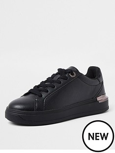 river-island-wide-fit-chunky-lace-up-trainer-black