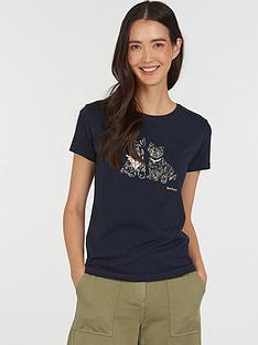 barbour-highlands-printed-t-shirt-navy