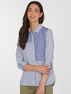 barbour-beach-front-shirt-blue