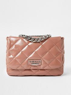 river-island-patent-quilted-shoulder-bag-pink