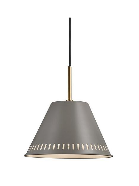 nordlux-pine-metal-pendant-grey