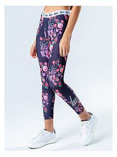 hype-girls-ditsy-floral-leggings