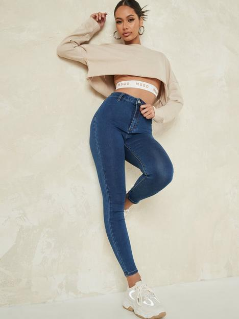 missguided-missguided-recycled-vice-high-waisted-skinny-jeans-with-belt-loops-indigo