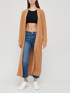 missguided-missguided-longline-patch-pocket-cardi-camelnbsp