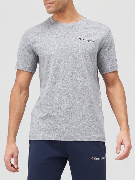 champion-small-logo-t-shirt-grey