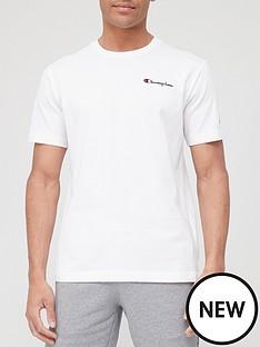 champion-small-logo-t-shirt--nbsp