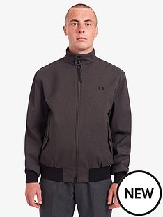 fred-perry-harrington-jacket-graphite
