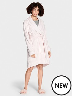 ugg-blanche-ii-dressing-gown-pink