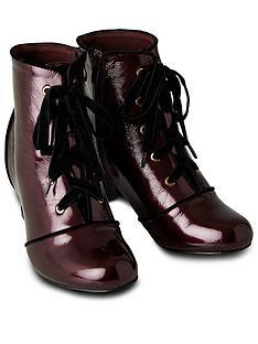 joe-browns-joyful-patent-ankle-boots