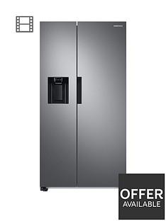 samsung-rs67a8810s9eu-american-style-fridge-freezer-twin-cooling-plustrade