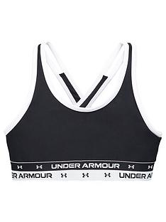under-armour-girls-uanbspcriss-cross-back-sports-bra-black