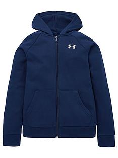 under-armour-boys-rival-cotton-full-zip-hoodie-multi