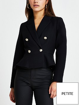 ri-petite-fitted-peplum-blazer-black