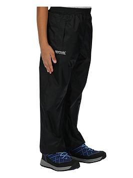 regatta-kids-pack-it-overtrousers-black