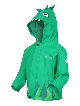 regatta-boys-peppa-animal-jacket-green