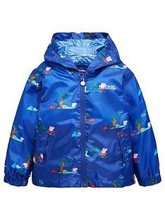 regatta-boys-peppa-pack-it-jacket-royal-blue